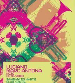Planetele se aliniaza pentru Luciano, la Kristal, pe 20 martie