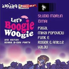 A doua editie de Boogie Woogie