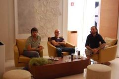 Vania, Victor M si Aeromaschine au fost la International Music Summit (FOTO)