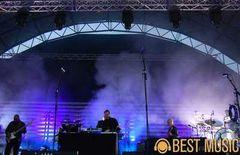 Massive Attack au concertat la Bucuresti (video si foto)
