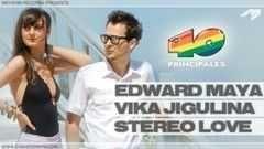 Edward Maya si Vika Jigulina, nominalizati la Premiile Los 40 Principales 2010