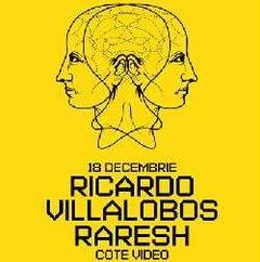 Ricardo Villalobos back 2 back cu Raresh in Bucuresti pe 18 Decembrie
