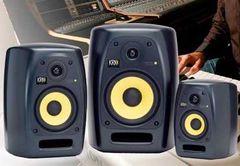 KRK - Seria VXT de monitoare amplificate pentru studio