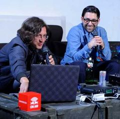 VIDEO: Red Bull Music Academy workshop cu Legowelt la Bucuresti