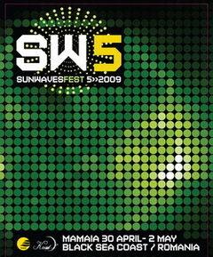 A aparut programul de la Sunwaves 5