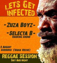 Muzica reggae in Vama Veche, pe 9 august