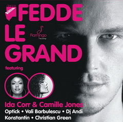Show-ul Fedde le Grand este completat de catre romanii Optick si Vali Barbulescu