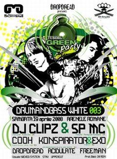 Dropdread prezinta Drumandbass White 003