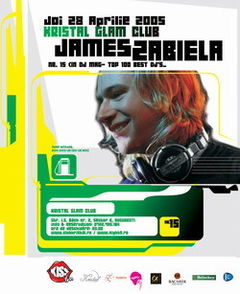 James Zabiela in Kristal Club