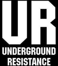 Detroit, Techno, Underground Resistance