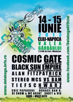 Black Sun Empire, Alan Fitzpatrick, Codebreaker si o armata de talentati DJ-i romani la Festivalul Delahoya