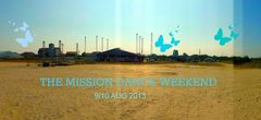 Fetele intra gratis la The Mission Dance Weekend