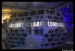 Ice Bar, Londra