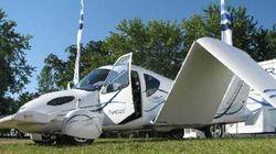 Terrafugia Transition - Masina care se transforma in avion in 15 secunde