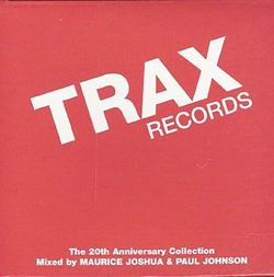 VA - Trax Records: The 20th Anniversary Collection