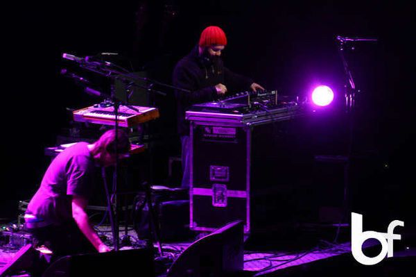 Poze concert Air, Sala Polivalenta