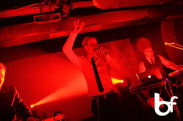 Poze Concert The Covenant, Club Control