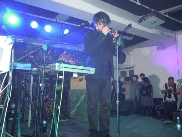 Jamie Woon live @ Atelierul de Productie