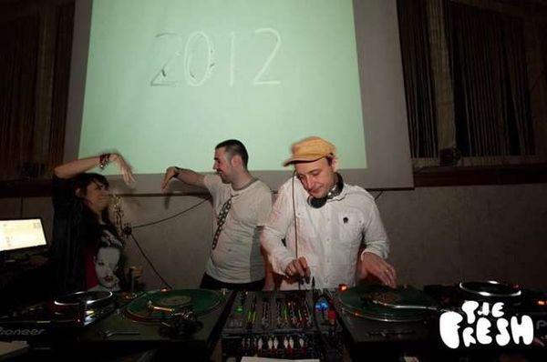 The Fresh NYE party @ Palatul Ghika