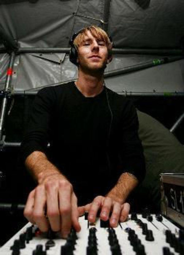 Richie Hawtin's pictures