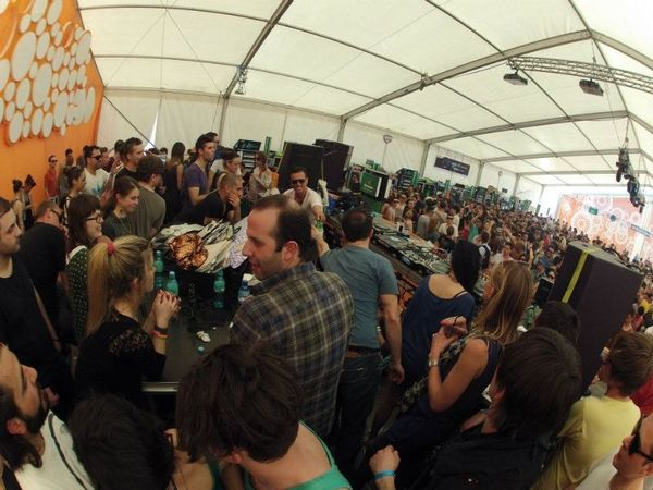Poze Sunwaves 11 Festival