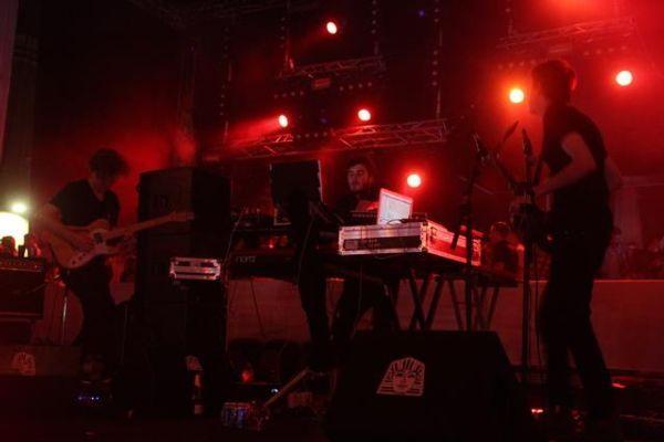 Nicolas Jaar, Soul Clap, Benoit & Sergio @ The Mission