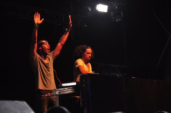 The Mission Dance Weekend 2012 - Ziua 2