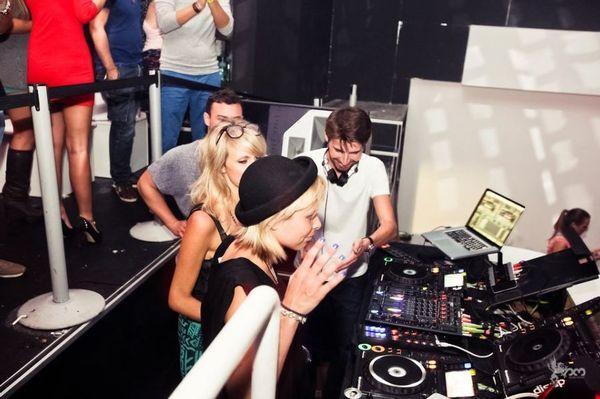 Blond:ish & Charlie Boy @ Studio Martin