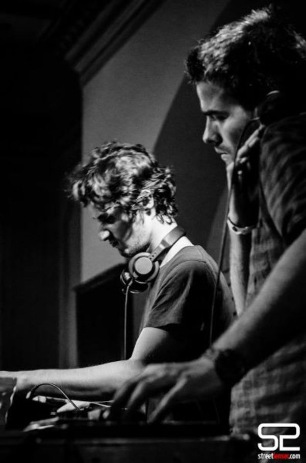 Khidja & Norzeatic @ Club Control