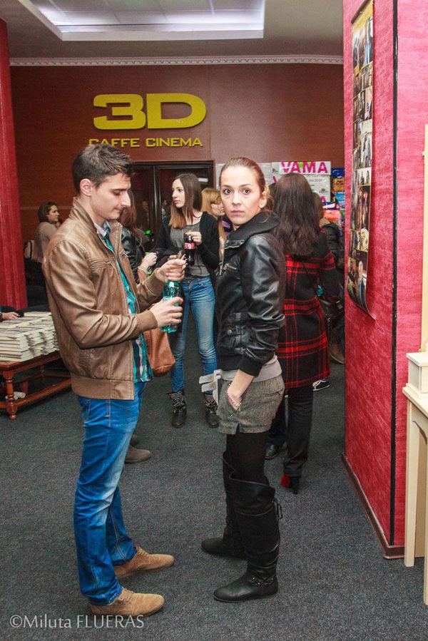 Poze public concert Vama la Cinema Patria