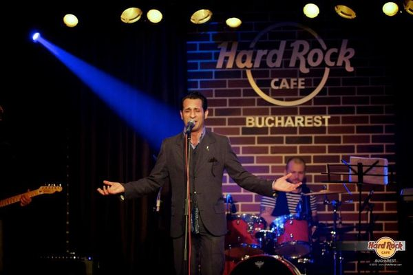 Poze concert Canaf in Hard Rock Cafe