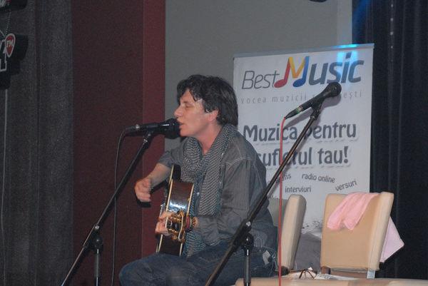 Poze concert Eric Martin in Hard Rock Cafe