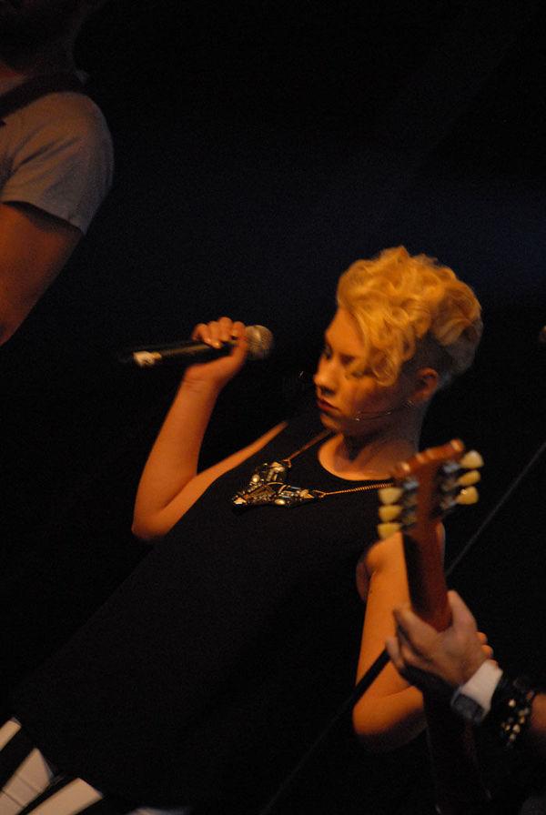 Poze concert Vunk in Hard Rock Cafe