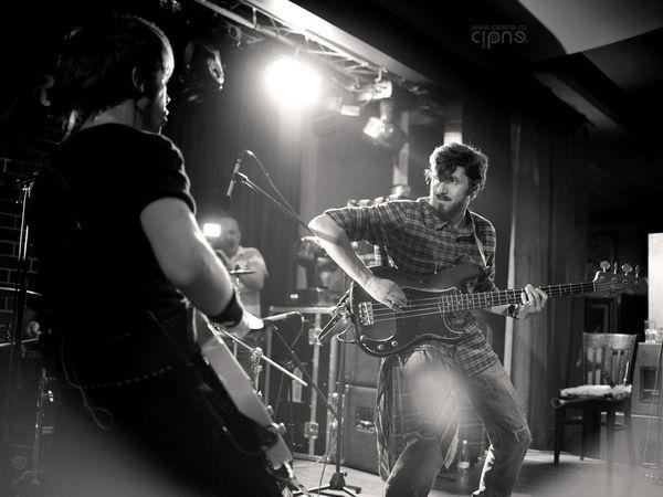 Poze lansare Zdob si Zdub - Basta Mafia la Hard Rock Cafe