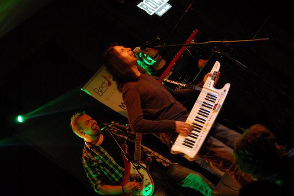 Poze concert Sarmalele Reci in Hard Rock Cafe