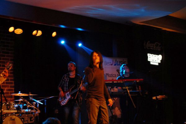Poze concert Sarmalele Reci in Hard Rock Cafe