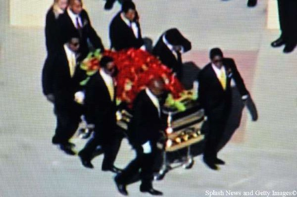 Funeraliile lui Michael Jackson